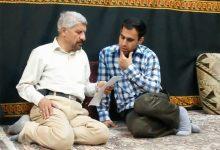 Photo of تماشا کنید: تمرین نوحه حاج صادق آهنگران و شهید سید مجتبی ابوالقاسمی