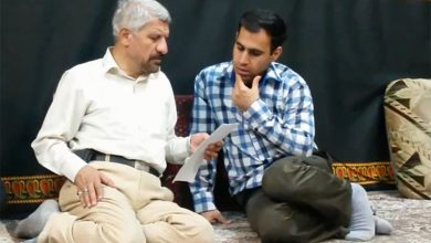 Photo of حاج صادق آهنگران از سید مجتبی می گوید ( قسمت دوم )